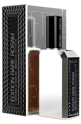 Парфюмерная вода Edition Rare Rosam Histoires de Parfums | Фото №1