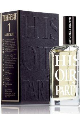 Парфюмерная вода Tubereuse 1 Capricieuse Histoires de Parfums | Фото №1