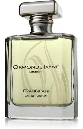 Парфюмерная вода frangipani ORMONDE JAYNE бесцветного цвета, арт. 5060238281508 | Фото 1