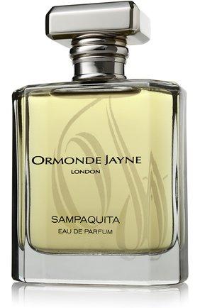 Парфюмерная вода sampaquita  ORMONDE JAYNE бесцветного цвета, арт. 5060238281515 | Фото 1