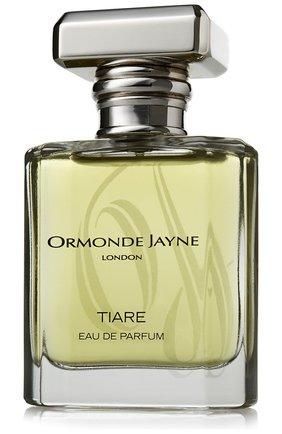 Парфюмерная вода tiare  ORMONDE JAYNE бесцветного цвета, арт. 5060238280082 | Фото 1