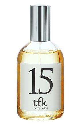 Парфюмерная вода-спрей 15 TFK The Fragrance Kitchen | Фото №1