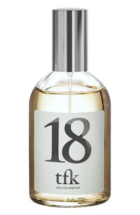Парфюмерная вода-спрей 18 TFK The Fragrance Kitchen | Фото №1