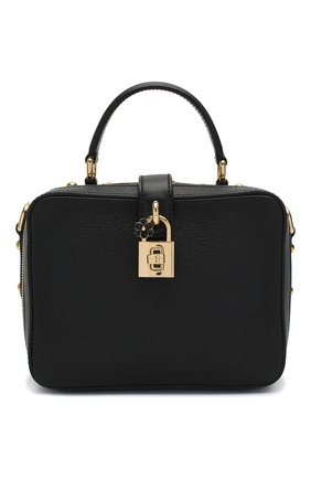 Сумка Rosaria Dolce & Gabbana черная цвета   Фото №1