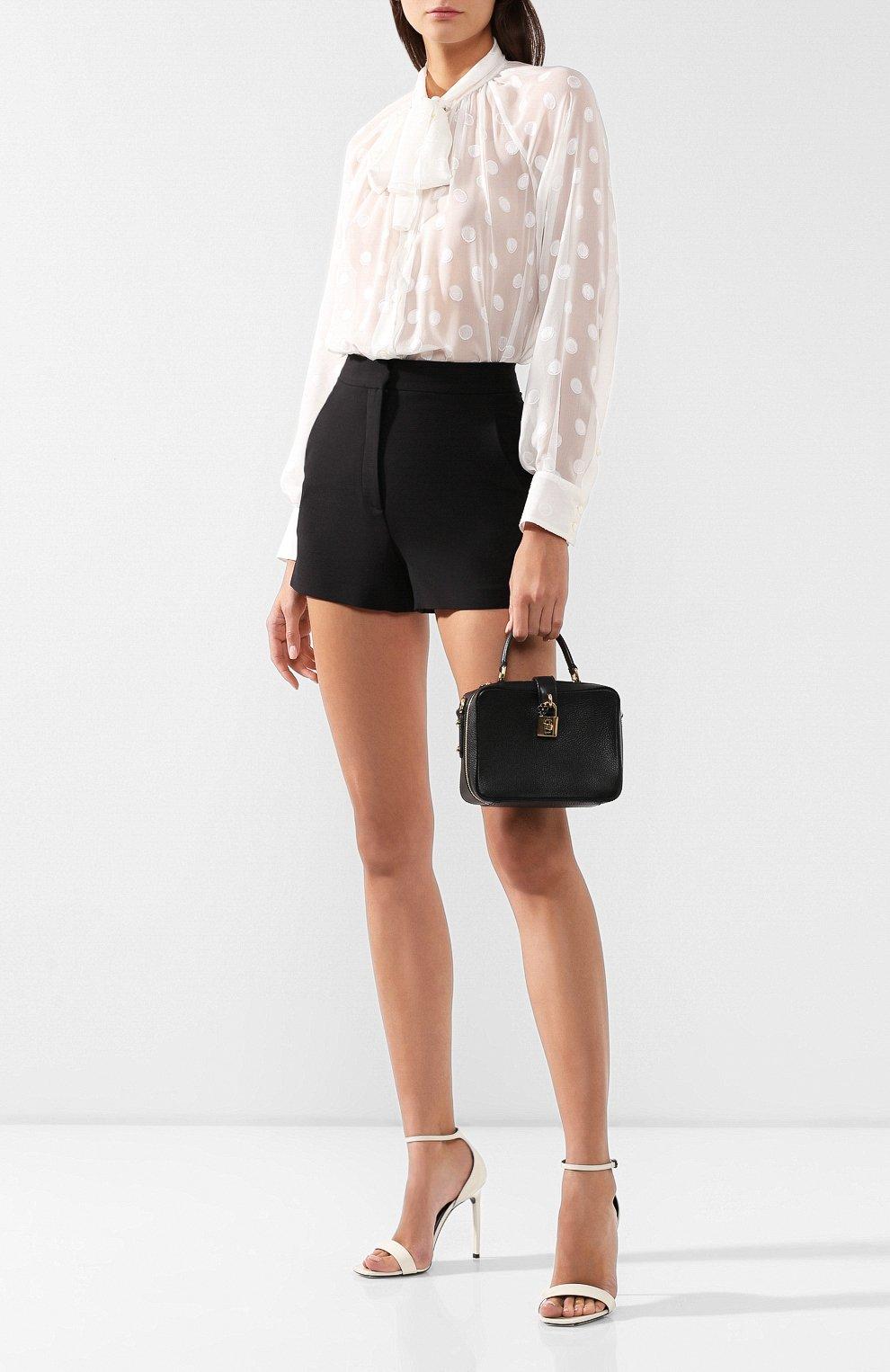 Сумка Rosaria Dolce & Gabbana черная цвета   Фото №2