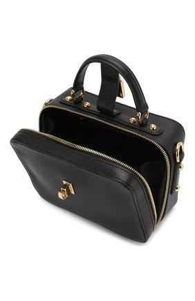 Сумка Rosaria Dolce & Gabbana черная цвета   Фото №4