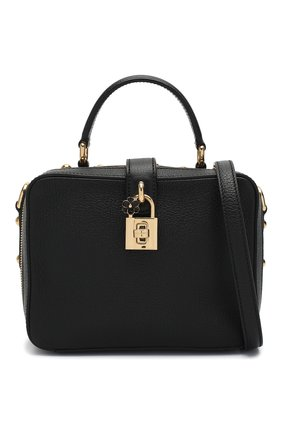 Сумка Rosaria Dolce & Gabbana черная цвета   Фото №6