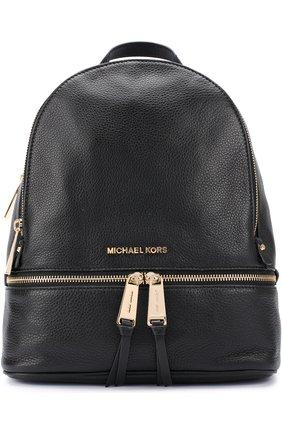 Кожаный рюкзак Rhea medium | Фото №1