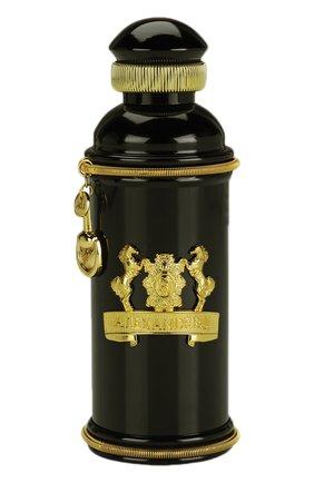 Парфюмерная вода-спрей Collector Black Muscs Alexandre.J | Фото №1