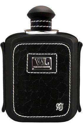 Парфюмерная вода-спрей Western Leather Black Alexandre.J | Фото №1