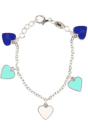 Браслет Jem Bracelets синего цвета | Фото №1