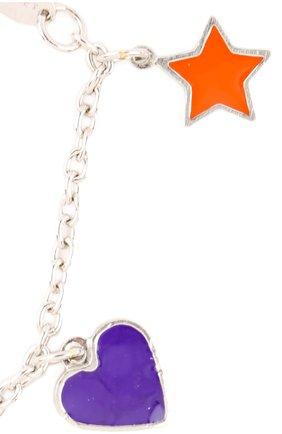 Браслет Jem Bracelets фиолетового цвета | Фото №1