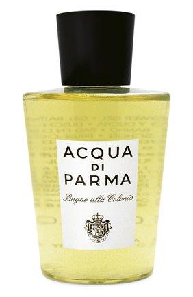 Гель для ванны и душа colonia ACQUA DI PARMA бесцветного цвета, арт. 67 | Фото 1
