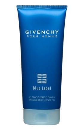 Гель для волос и тела Givenchy Pour Homme Blue Label | Фото №1