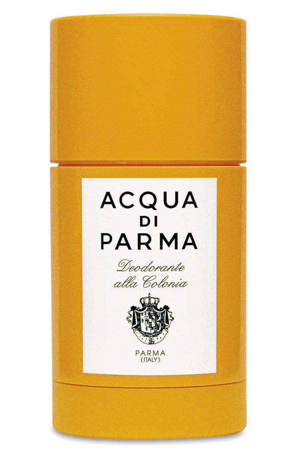 Мужской дезодорант-стик colonia ACQUA DI PARMA бесцветного цвета, арт. 174   Фото 1