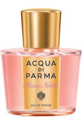 Парфюмерная вода rosa nobile ACQUA DI PARMA бесцветного цвета, арт. 49001ADP | Фото 1