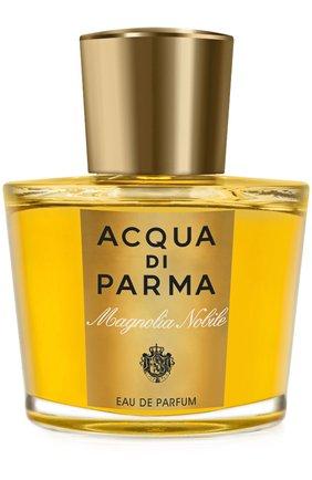Женский парфюмерная вода-спрей magnolia nobile ACQUA DI PARMA бесцветного цвета, арт. 47002 | Фото 1
