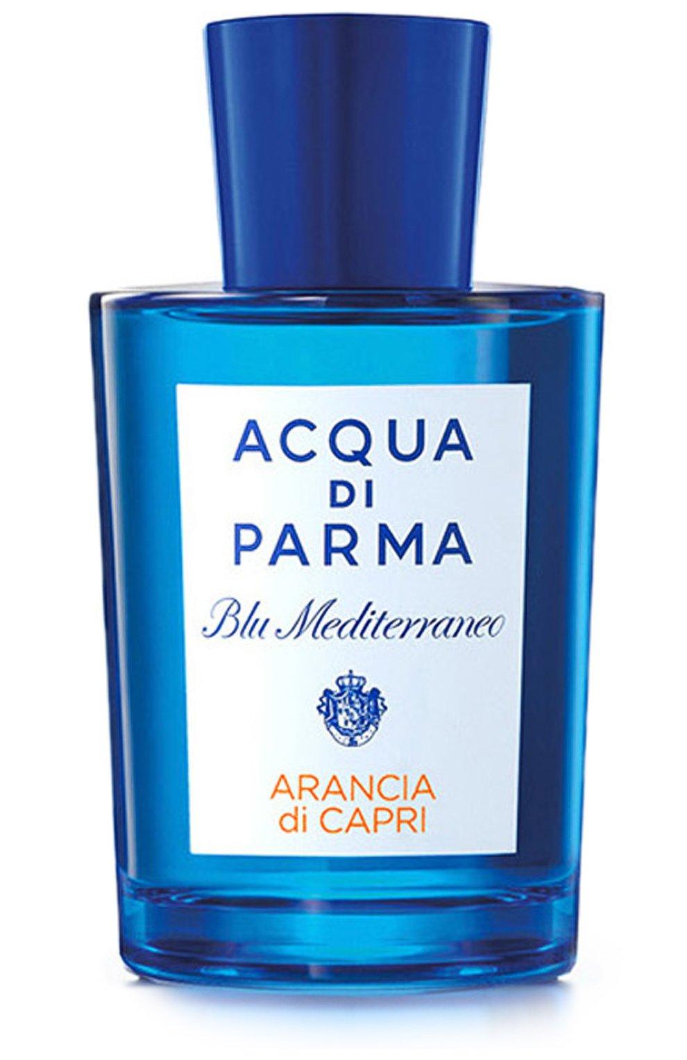 Туалетная вода Blu Mediterraneo Arancia Di Capri | Фото №1