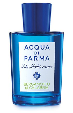 Женский туалетная вода blu mediterraneo bergamotto di calabria ACQUA DI PARMA бесцветного цвета, арт. 57010 | Фото 1