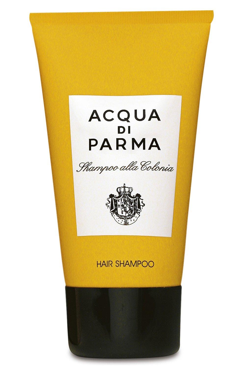 Мужского шампунь для волос colonia (150ml) ACQUA DI PARMA бесцветного цвета, арт. 117   Фото 1 (Статус проверки: Проверена категория)