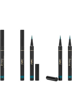 Подводка для глаз Eyeliner Effet Faux Cils Shocking 4 Deep Green | Фото №1