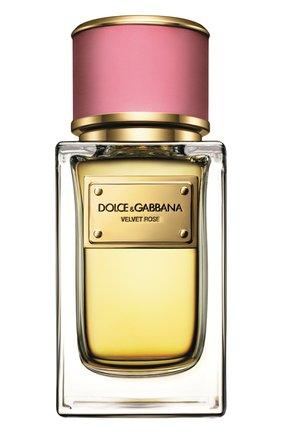 Парфюмерная вода Velvet Collection Rose Dolce & Gabbana | Фото №1
