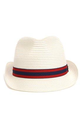 Шляпа Melissa Odabash белого цвета | Фото №1