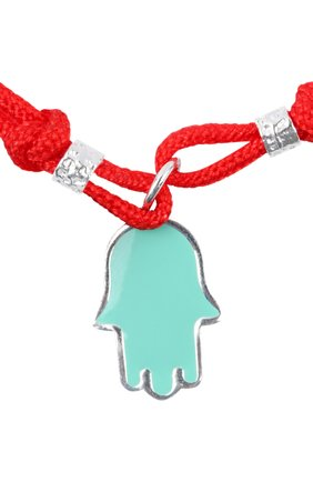 Браслет Jem Bracelets красного цвета | Фото №1