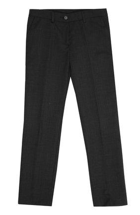 Классические шерстяные брюки   Фото №1