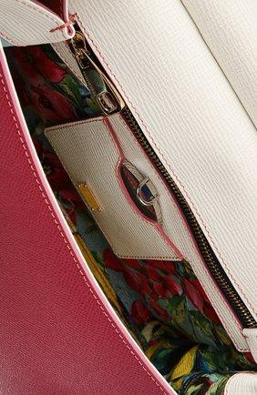 Сумка Miss Sicily Dolce & Gabbana разноцветная цвета   Фото №4