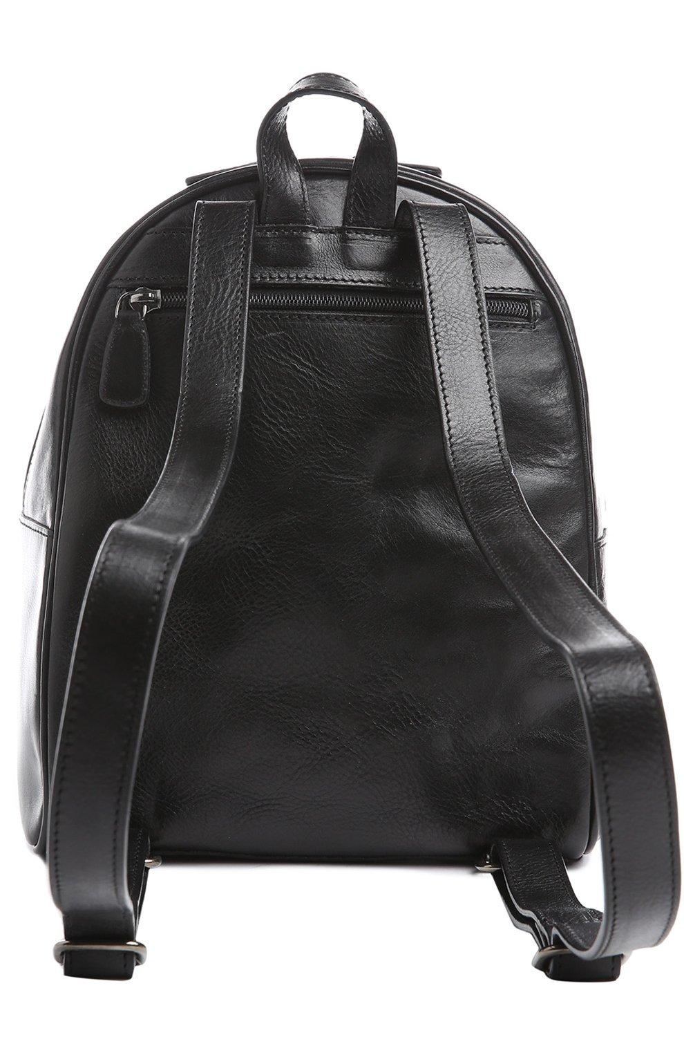 Кожаный рюкзак Life Pelle | Фото №2