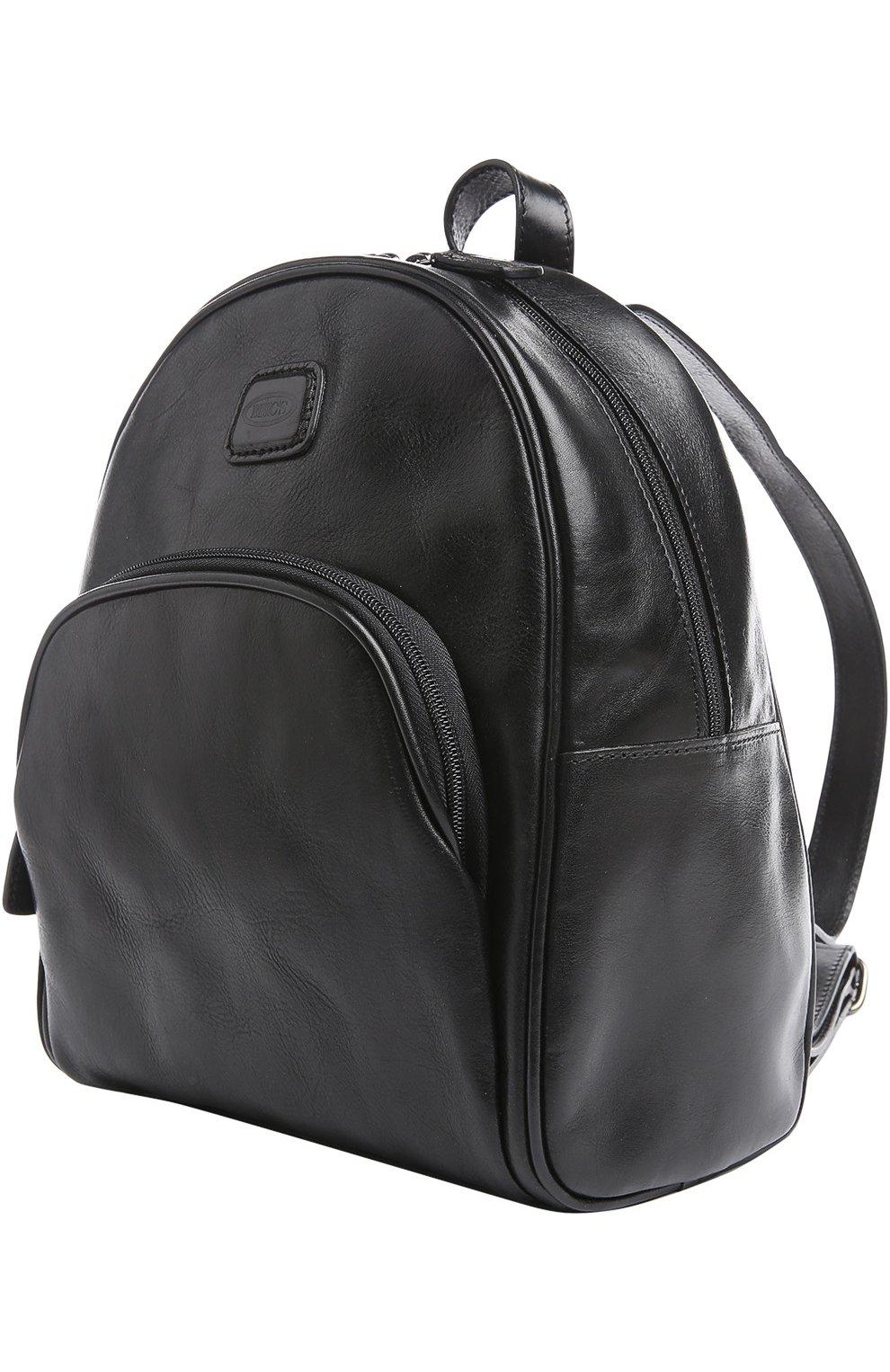 Кожаный рюкзак Life Pelle | Фото №3
