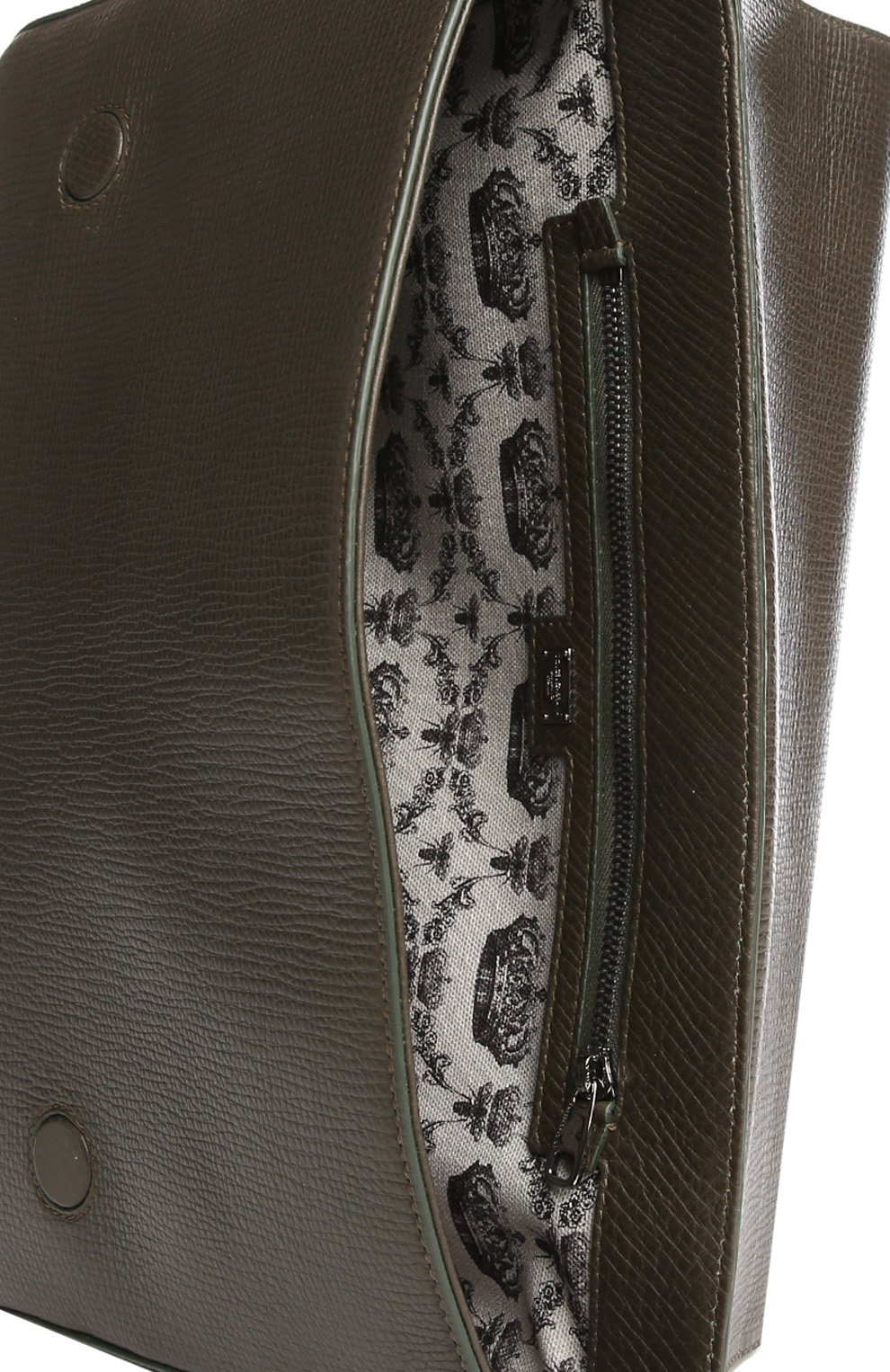Сумка Dolce & Gabbana болотная   Фото №4