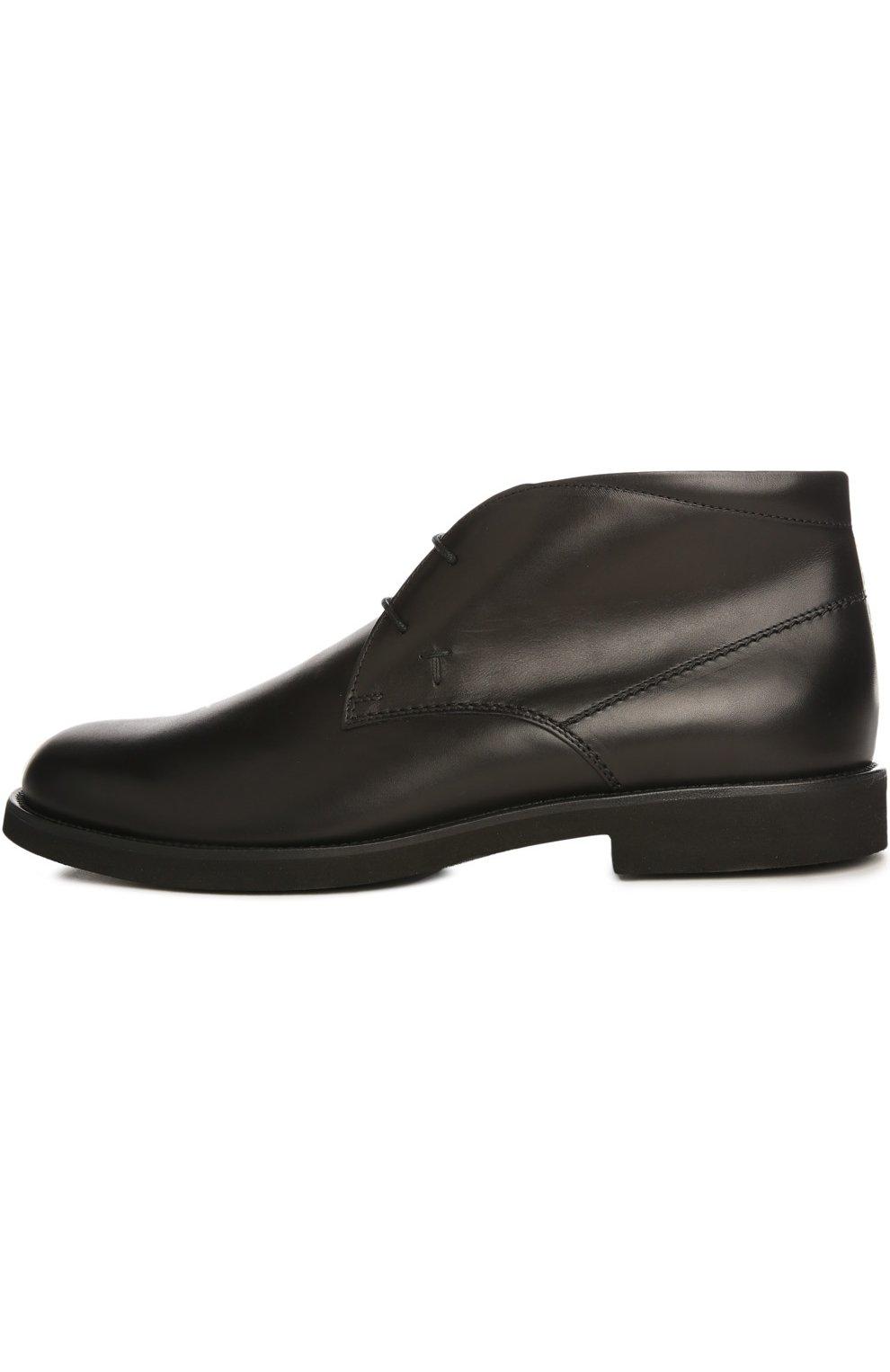 Кожаные ботинки Gomma   Фото №1