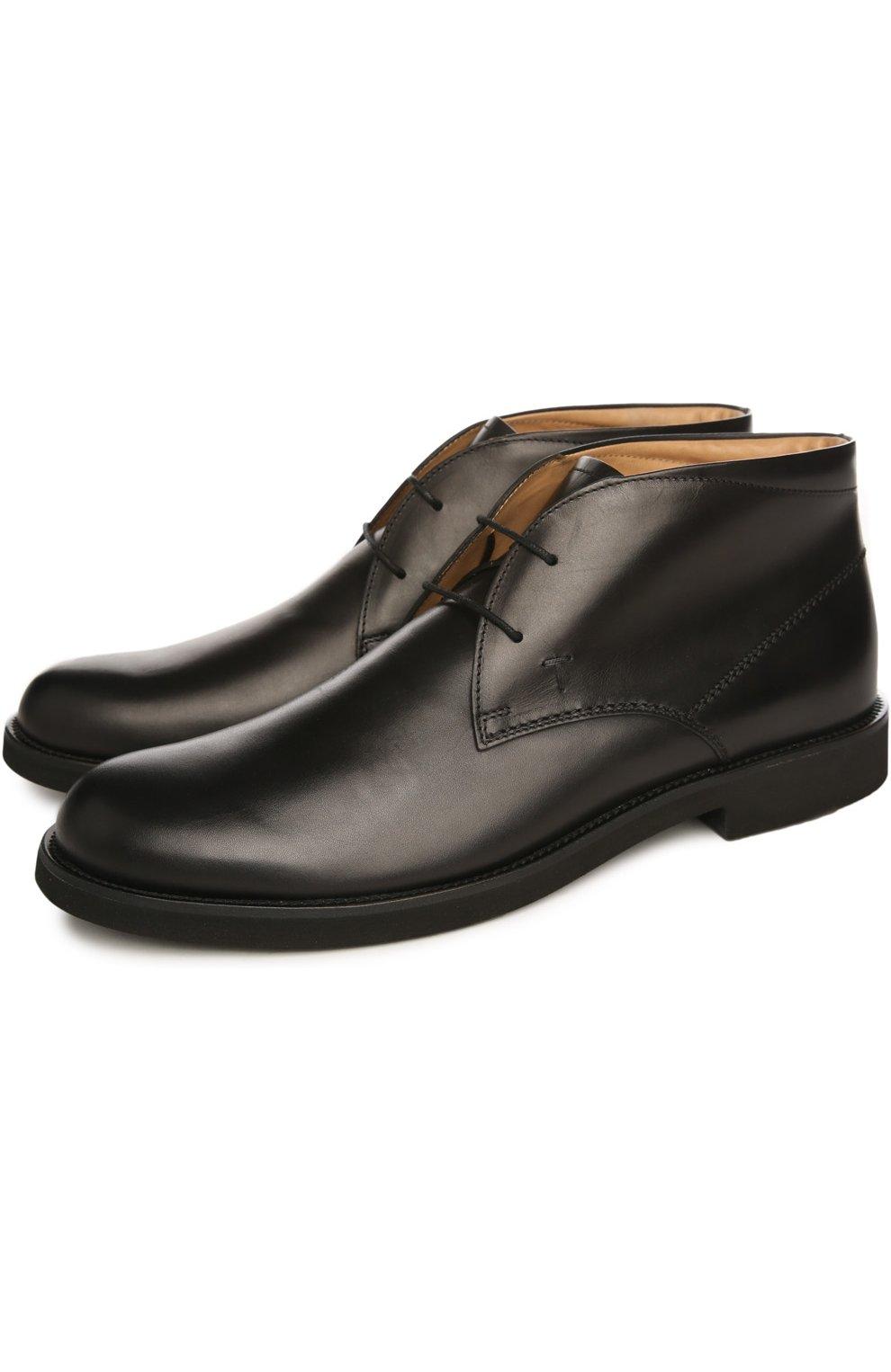 Кожаные ботинки Gomma   Фото №2