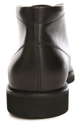 Кожаные ботинки Gomma   Фото №3