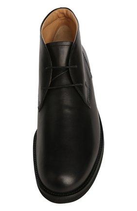 Кожаные ботинки Gomma   Фото №4