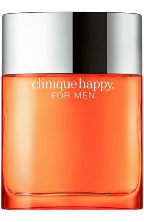 Мужской одеколон happy for men CLINIQUE бесцветного цвета, арт. 62YL-01   Фото 1