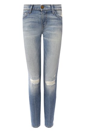 Женские джинсы CURRENT/ELLIOTT голубого цвета, арт. 1280-0944/M | Фото 1