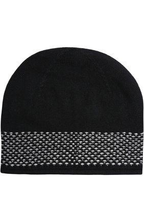Кашемировая шапка тонкой вязки | Фото №1