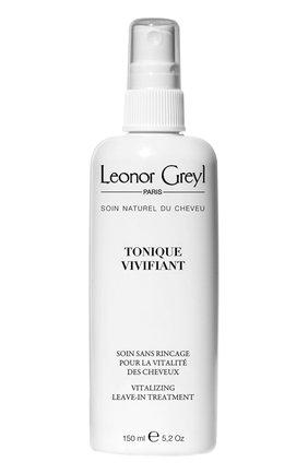 Тоник укрепляющий от выпадения волос LEONOR GREYL бесцветного цвета, арт. 2215   Фото 1