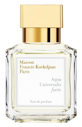 Женский парфюмерная вода aqua universalis forte MAISON FRANCIS KURKDJIAN бесцветного цвета, арт. 1020802 | Фото 1