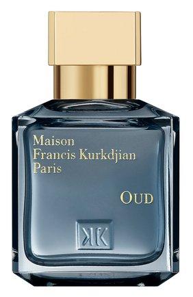 Женский парфюмерная вода oud MAISON FRANCIS KURKDJIAN бесцветного цвета, арт. 1021202 | Фото 1