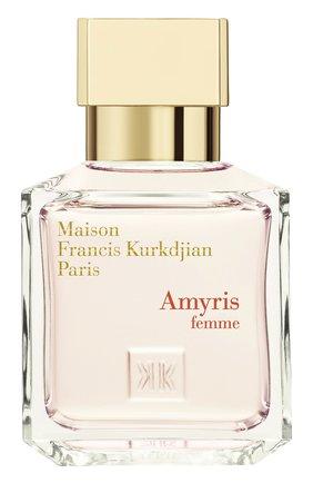 Женский парфюмерная вода amyris MAISON FRANCIS KURKDJIAN бесцветного цвета, арт. 1021302 | Фото 1