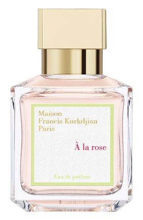 Парфюмерная вода-спрей A la rose | Фото №1