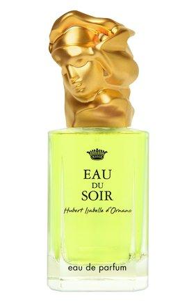Женский парфюмерная вода eau du soir SISLEY бесцветного цвета, арт. 196100 | Фото 1