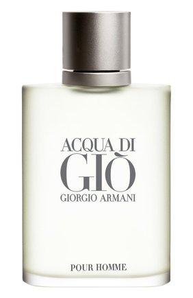 Мужской туалетная вода acqua di gio GIORGIO ARMANI бесцветного цвета, арт. 3360372058861 | Фото 1