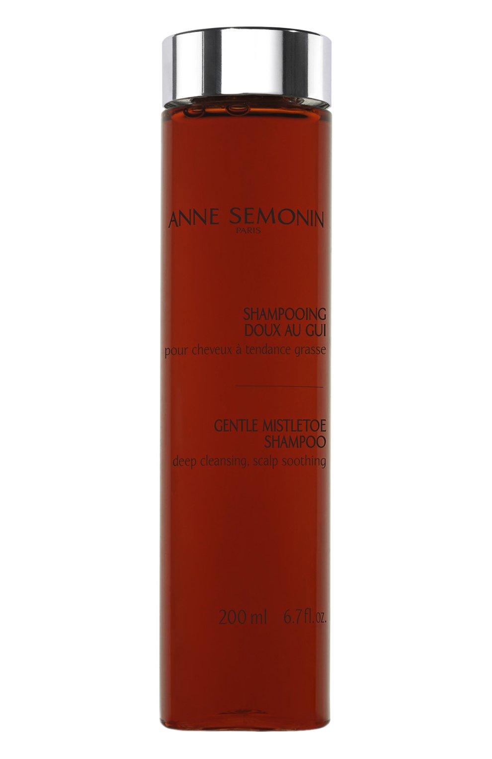Мягкий шампунь с растительными экстрактами  (200ml) ANNE SEMONIN бесцветного цвета, арт. 3700084621111 | Фото 1 (Статус проверки: Проверена категория)