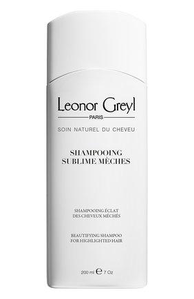 Шампунь для обесцвеченных или мелированных волос LEONOR GREYL бесцветного цвета, арт. 2013   Фото 1