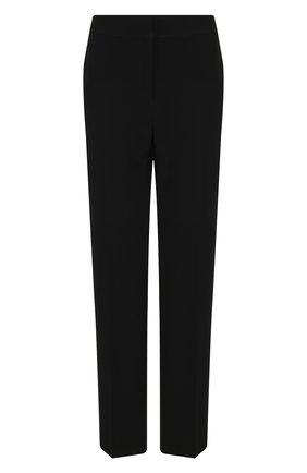 Женские брюки со стрелками ST. JOHN черного цвета, арт. K881W90 | Фото 1